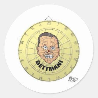 Betts-Eye!! Classic Round Sticker