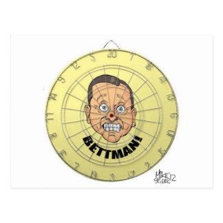 Betts-Eye!! Postcard