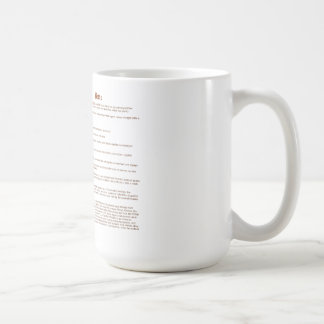 Betts (meaning) coffee mug