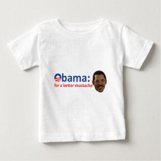 Bettter Mustache Baby T-Shirt