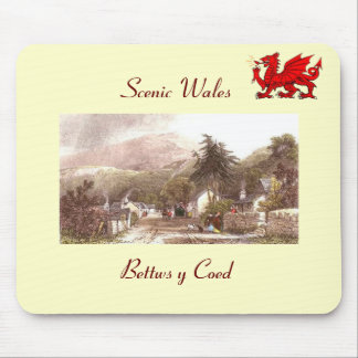 Bettws y Coed Mouse Pad