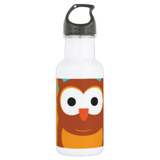 Betty and Bob Stainless Steel Water Bottle