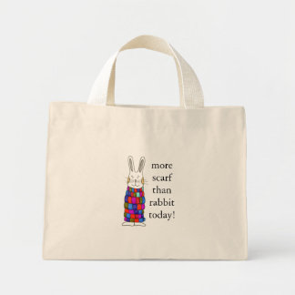 Betty and the Scarf Tote Bag