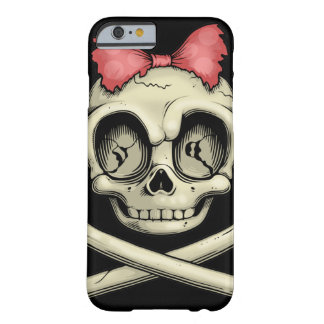 Betty Bones Barely There iPhone 6 Case