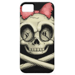 Betty Bones iPhone 5 Case