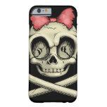 Betty Bones iPhone 6 Case