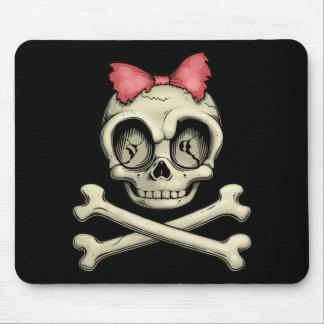 Betty Bones Mouse Pad