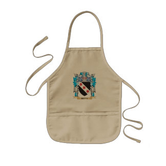 Betty Coat of Arms Kids' Apron