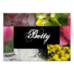 Betty Felicitaciones