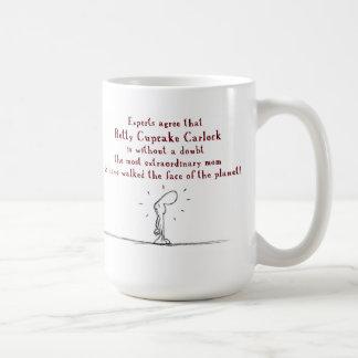 betty mum classic white coffee mug