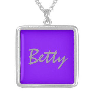 Betty necklace