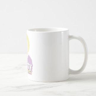 Betty para el presidente tazas de café