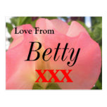 Betty Postales