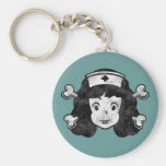 Betty RN, Pirate Key Chains