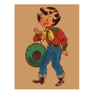 Betty the Cowgirl Postcards