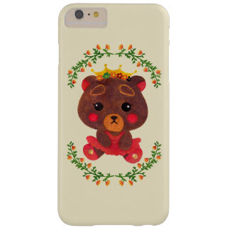 Betty the Little Bear Princess Barely There iPhone 6 Plus Case
