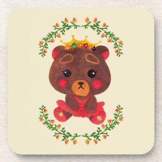Betty the Little Bear Princess Coaster