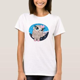 Betty The Yeti (girly tee) T-Shirt