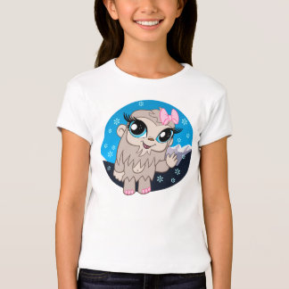 Betty The Yeti (kids tee) T-Shirt