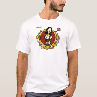 Betty - What's the Problem Stripped Shirt