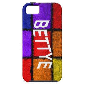 BETTYE iPhone SE/5/5s CASE