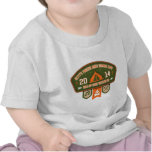 Betty's Twisted Acres Hall-of-Fame Weekend 22 Tee Shirts