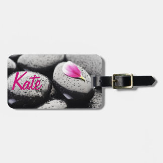 Between A Rock & A Soft Place Luggage Tag