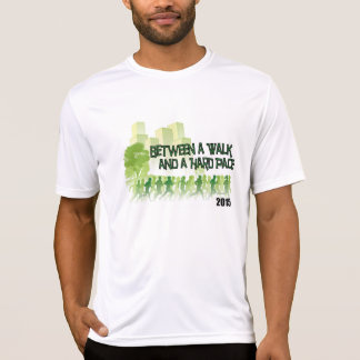Between a Walk and a Hard Pace 2015 T-Shirt