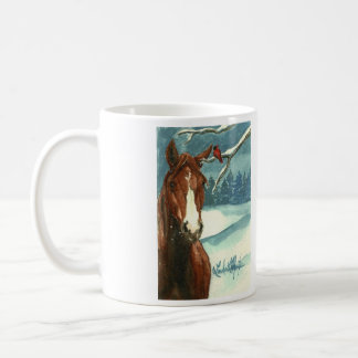 Between Friends Mustang Classic Mug