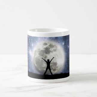 Between Heaven and Earth Basic White Mug
