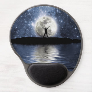 Between Heaven and Earth Gel Mouse Pad