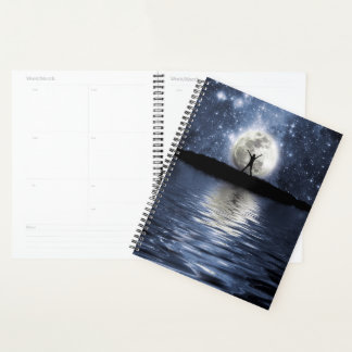 Between Heaven and Earth Spiral Planner