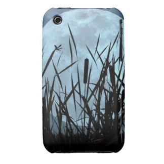 Between Moon and Marsh iPhone3 Case