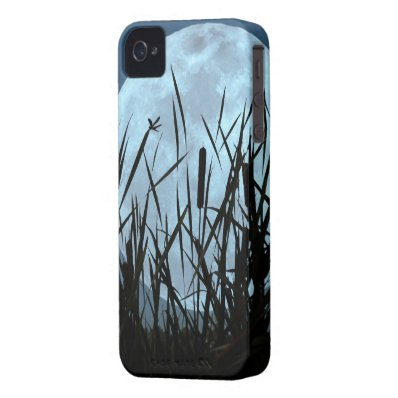 Between Moon and Marsh iPhone4 Case iPhone 4 Case-Mate Cases