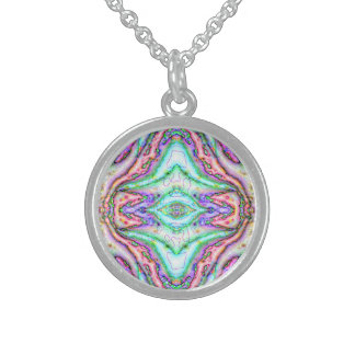 Between Parallel Eternities Necklace Pendant