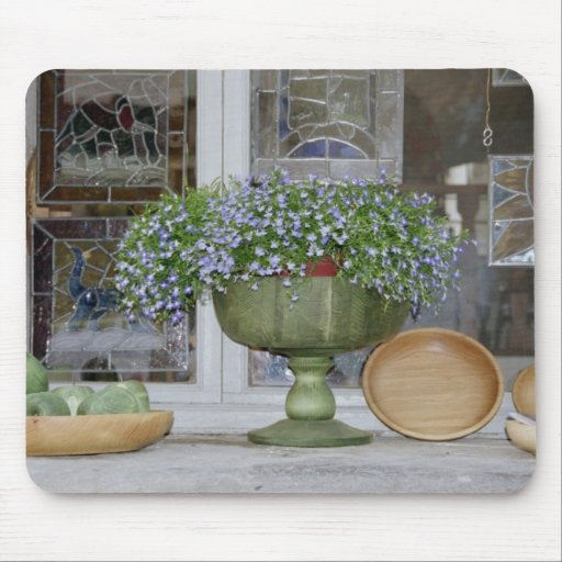 Between Piazzas Mouse Pads