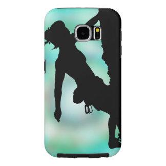between rock and sky Samsung Galaxy S6 case