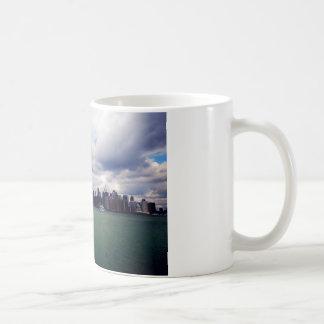 Between Sky And Sea Coffee Mug