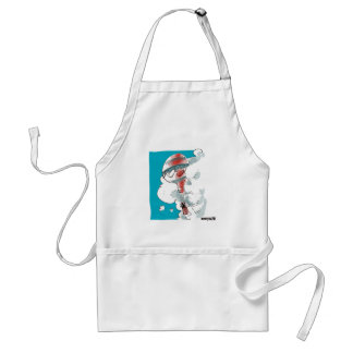 between the clouds adult apron