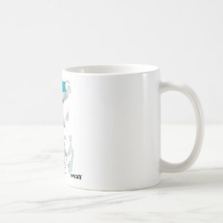 between the clouds coffee mug