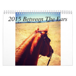 Between the Ears Calendar