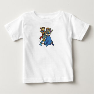 """""""Between The Two of Us"""" Babies' Shirt"""