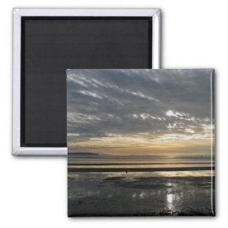 Between The Worlds 2 Inch Square Magnet