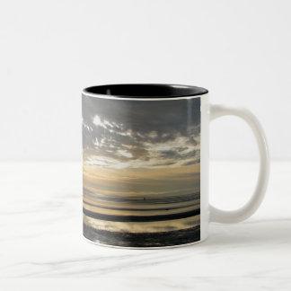 Between The Worlds Two-Tone Coffee Mug