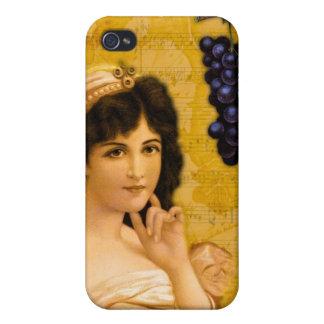 Beulah, me pela una uva iPhone 4/4S fundas
