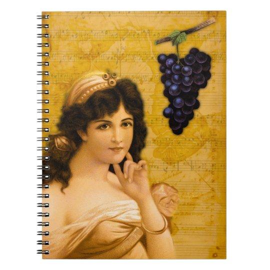 Beulah, Peel Me a Grape Notebook