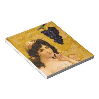 Beulah, Peel Me a Grape Note Pad