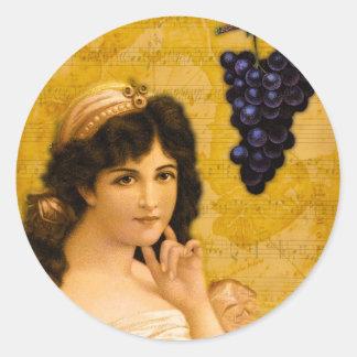 Beulah, Peel Me a Grape Sticker