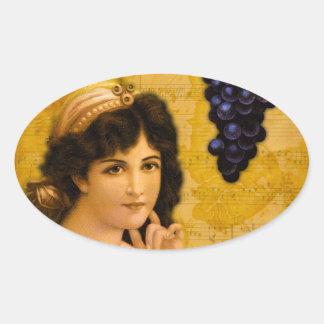 Beulah, Peel Me a Grape Stickers