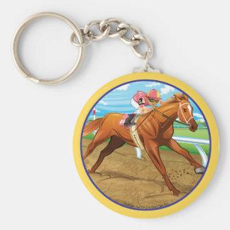 Beulah's keychain